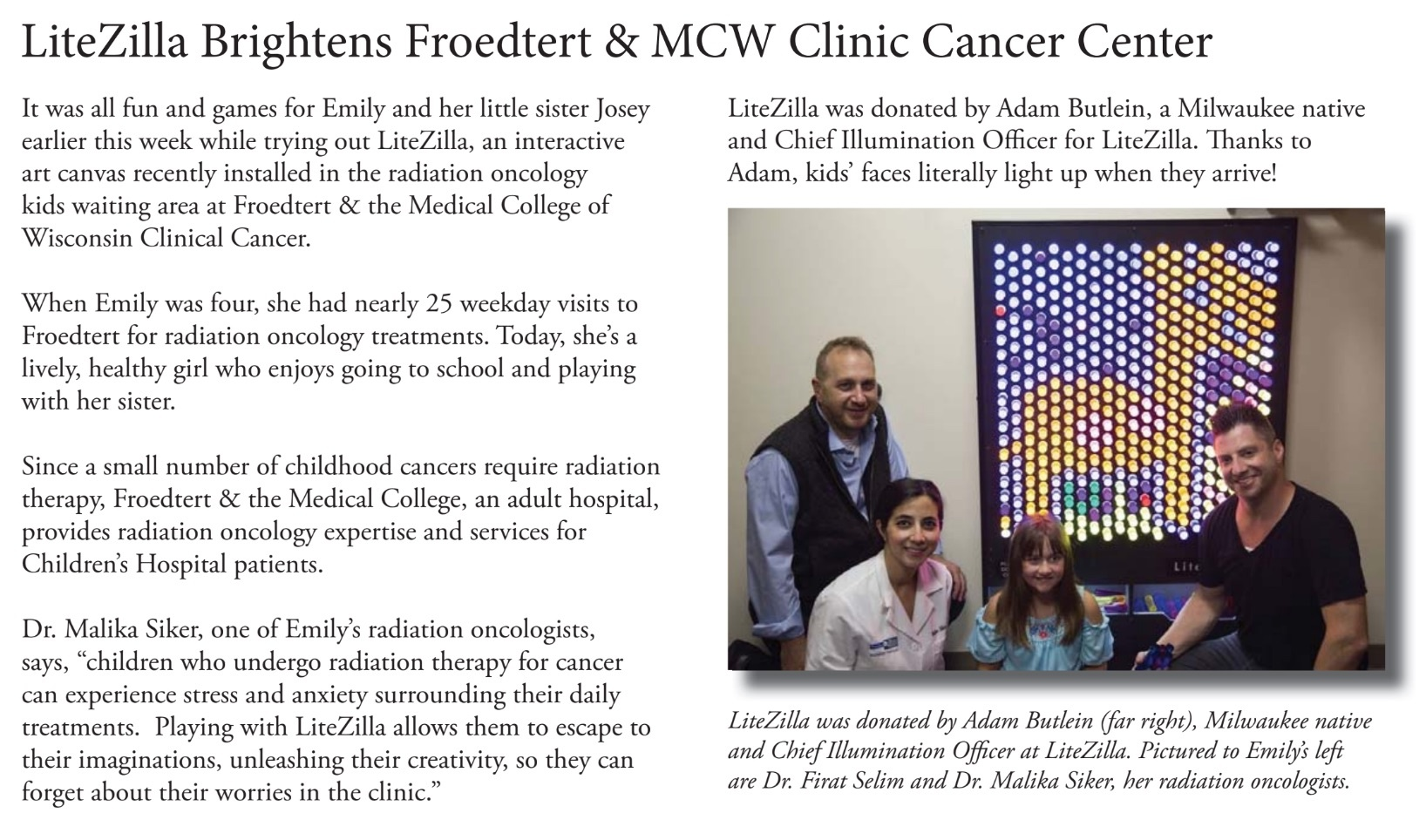 MCW Clinic