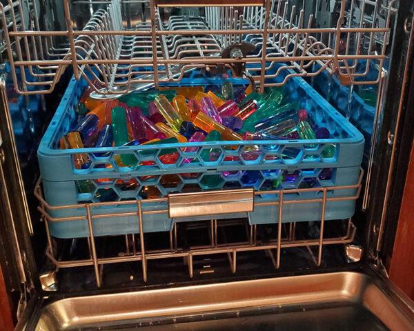 litepin sanitation basket
